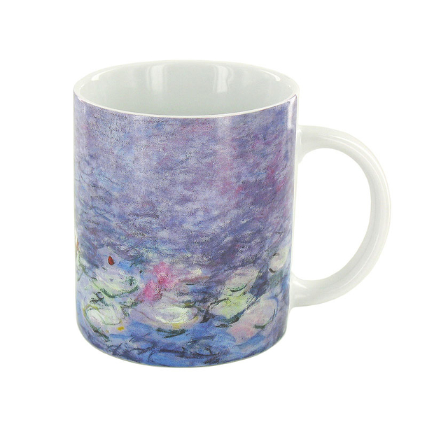 Waterlilies mug