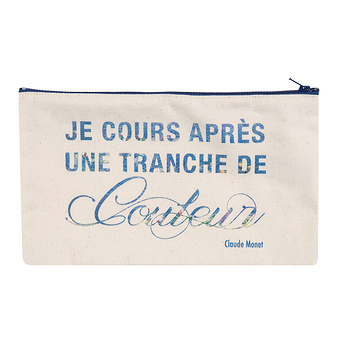 "Trousse ""Citation Monet"""