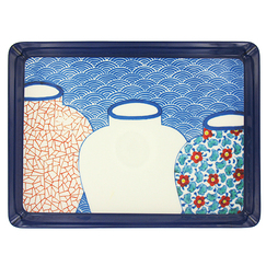 """3 Jars"" serving tray"