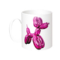 Jeff Koons mug - Balloon dog