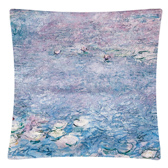 Waterlilies Cushion cover