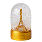 Dome dreams Eiffel Tower Goldy