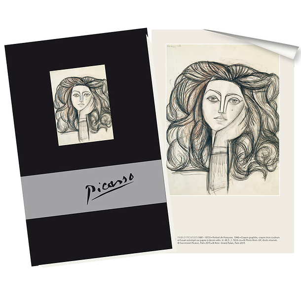 Françoise Picasso Notebook