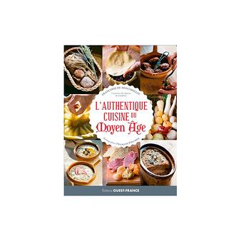 *L'authentique cuisine du Moyen Âge AR201806