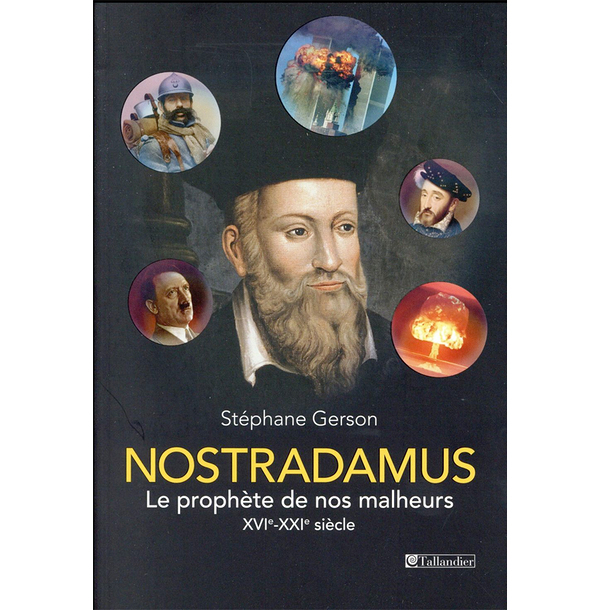 nostradamus and a grim future essay Baba vanga was known as the 'nostradamus of the balkans missing and believed she had been instilled with the ability to heal people and predict the future.